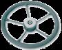 Рулевое колесо 613004