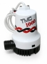 Помпа осушительная TMC 12V 1000 GPH (63 литров/мин)