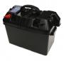 Ящик для АКБ 343х194х229 с клеммами и прикуривателем